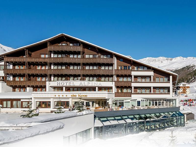 Best Ski Hotels In Austria Unique Resort - Hotel alpina austria