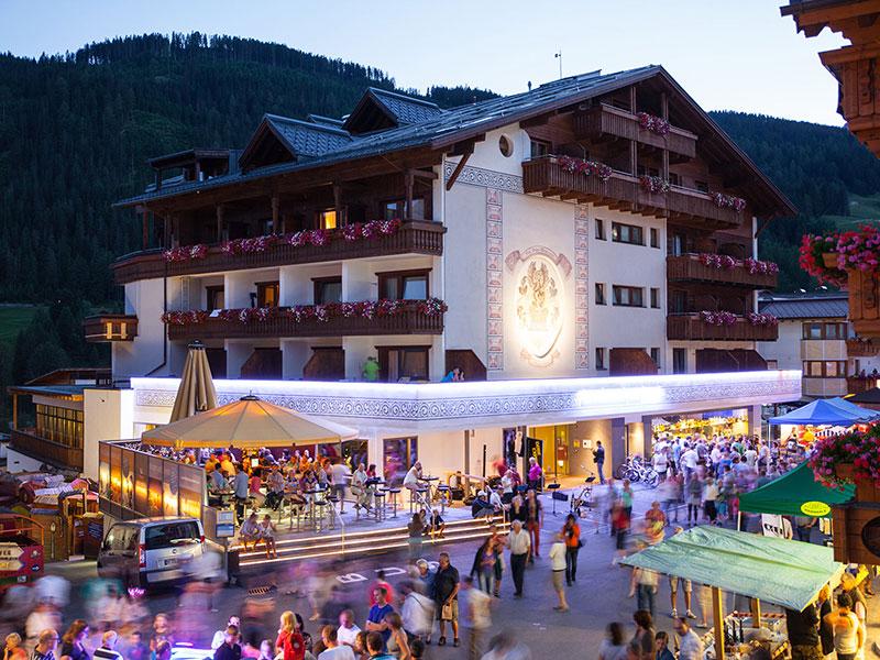 Geigers Posthotel in Serfaus