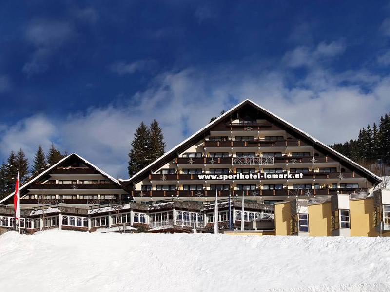 Skihotel Lamark