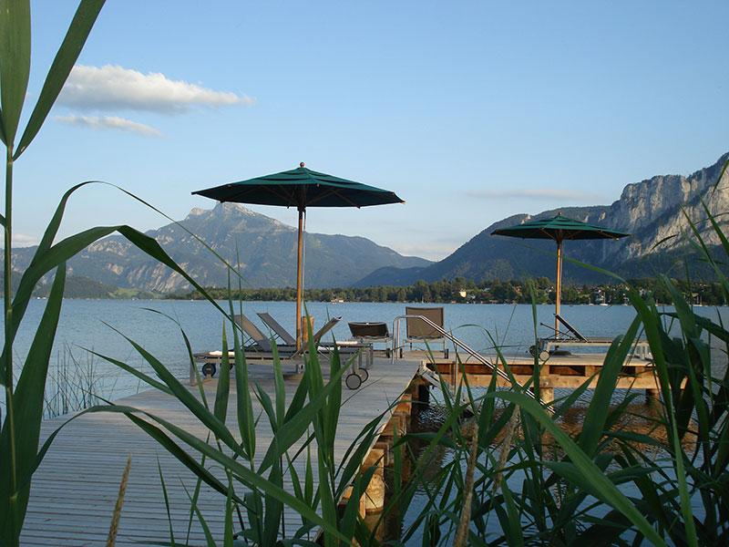 Das Seehotel Lackner