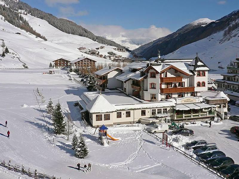 Skihotel Vierjahreszeiten
