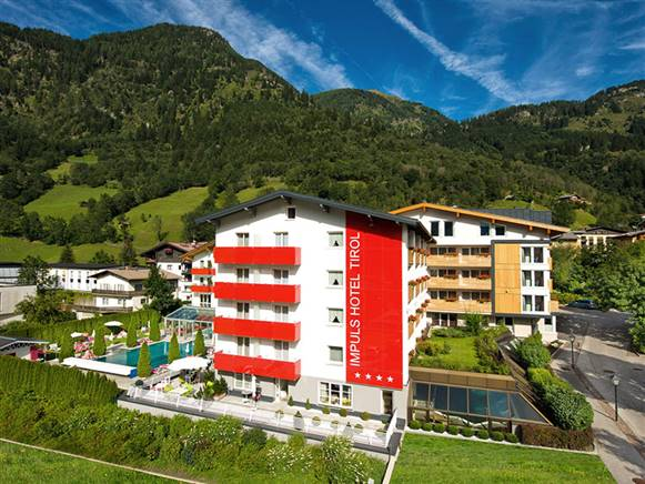 Das Impuls Hotel Tirol in Bad Hofgastein